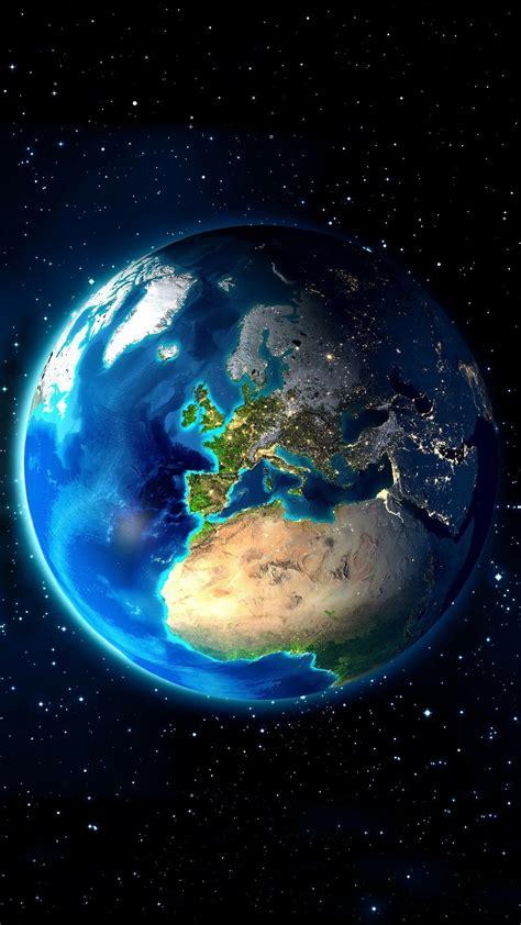 La Tierra | Fondos de universo, Arte del universo ...