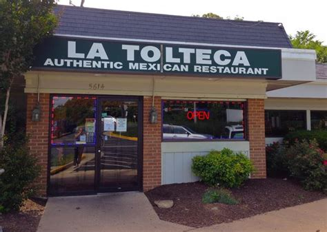 La Tolteca, Fairfax Station   Menu, Prices & Restaurant ...