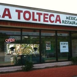 La Tolteca Mexican Restaurant   CLOSED   Mexican   1326 E ...