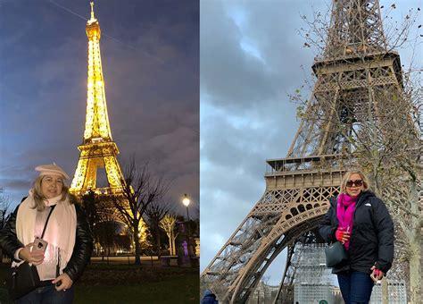 La Torre Eiffel, la elegante  Dama de Hierro  de París ...
