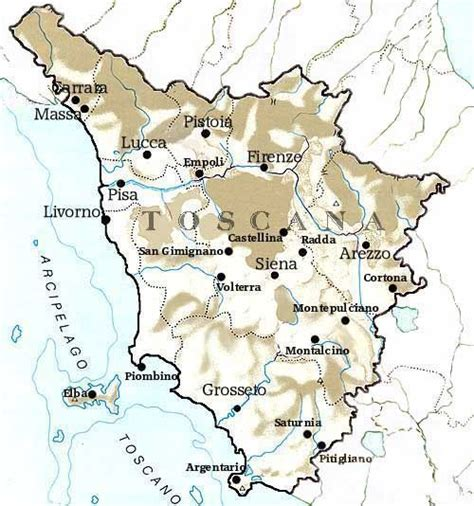 La Toscana en 4 días   Viajeros Callejeros