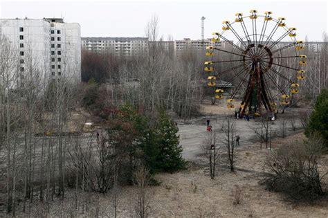 La transformación de Chernobyl tras el accidente nuclear ...