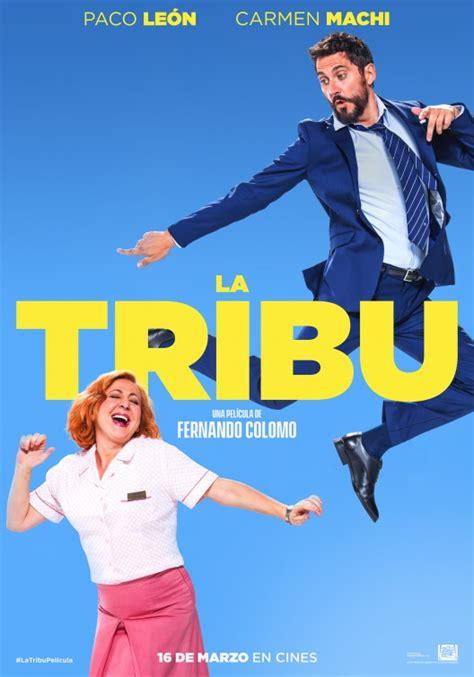 La tribu Movie Poster / Cartel  #1 of 11    IMP Awards