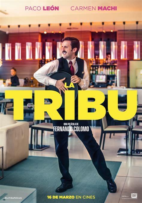 La tribu Movie Poster / Cartel  #5 of 11    IMP Awards