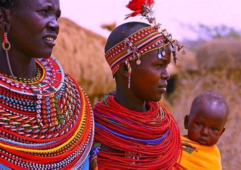 La tribu Samburu de Kenia