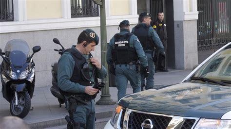 La UCO de la Guardia Civil suspende actividades tras ...