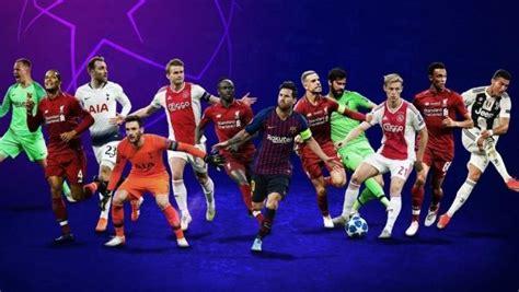 La UEFA publica los candidatos a mejores jugadores de la ...