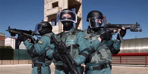 La UEI de la Guardia Civil uno de los mejores cuerpos de ...