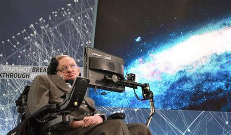 La última teoría de Stephen Hawking sobre el universo ...