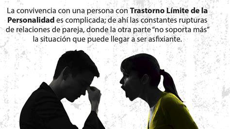 La UNAM te explica: ¿Qué es el Trastorno Límite de la ...