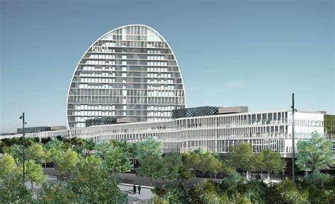 La Vela, BBVA's new architectural landmark in Madrid