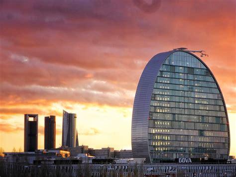 La Vela expands Madrid's skyline   BBVA