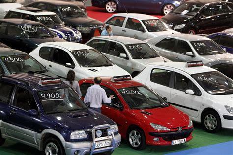 La venta de coches usados crece un 3,2% en lo que va de ...