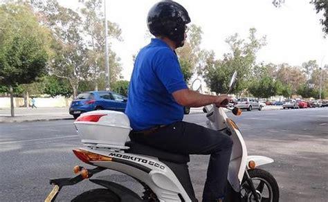 La venta de motos eléctricas crece en Málaga por el auge ...