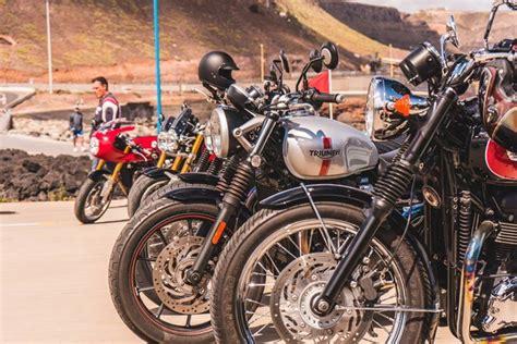 La venta de motos en Canarias crece un 27% en el primer ...