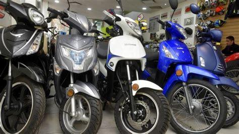 La venta de motos usadas aumentó en febrero | BAE Negocios