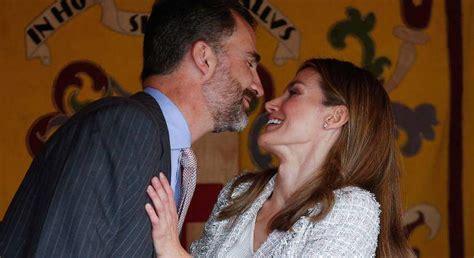 La verdad sobre la salud del matrimonio de Felipe y ...