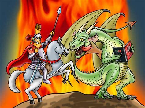 La verdadera leyenda de Sant Jordi   Enrique Tomás