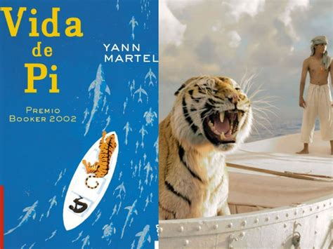 La vida de Pi – Yann Martel   Un libro para esta noche