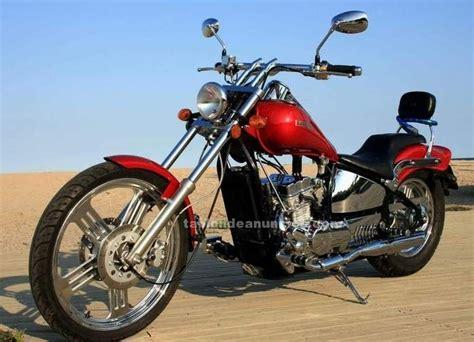 La vida en una motocicleta: Motos chopper 125 segunda mano