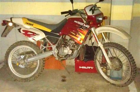 La vida en una motocicleta: Motos derbi 49cc