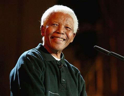 La vida, logros y hazañas de Nelson Mandela