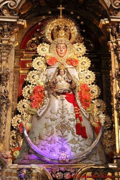 La Virgen del Rocío. Almonte  Huelva  Spain   Virgen del ...