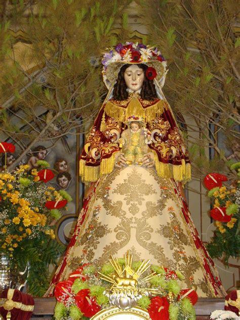 La Virgen del Rocío en Almonte. – Hermanos de las Aguas