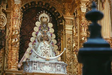 La Virgen del Rocío vuelve a su Camarín en junio de 2017 ...