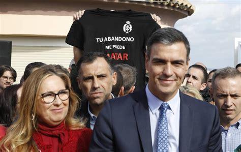 La visita de Pedro Sánchez a Córdoba, en imágenes