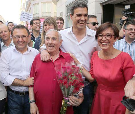 La visita de Pedro Sánchez a Málaga, en imágenes ...