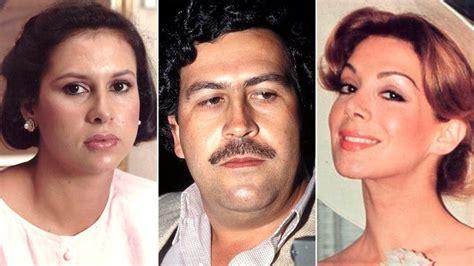 La viuda de Pablo Escobar  pone en su lugar  a Virginia ...