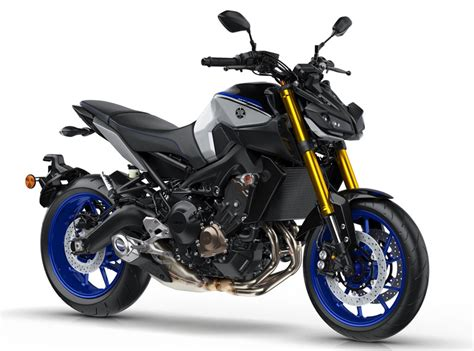 La Yamaha MT 09 2021 podría ser de 900 c.c. y tener 120 CV