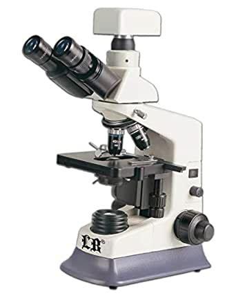 Labomed Bio Binocular Microscopio digital, kit de torreta ...
