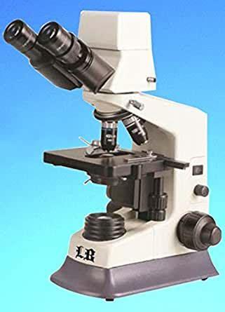 Labomed lb 238 prismáticos biológica microscopio Digital ...