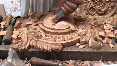 Labrado de madera en Tlaquepaque  Muebles Margón    YouTube