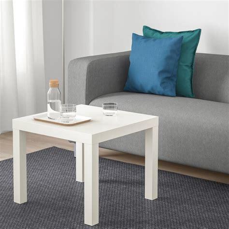 LACK Mesa auxiliar   blanco   IKEA