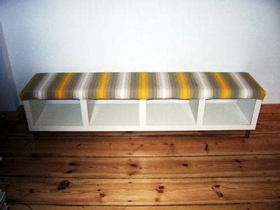 Lack shelving bench   IKEA Hackers