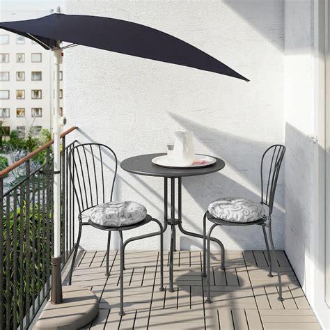 LÄCKÖ Mesa jardín, gris, 70 cm   IKEA en 2020   Muebles de ...