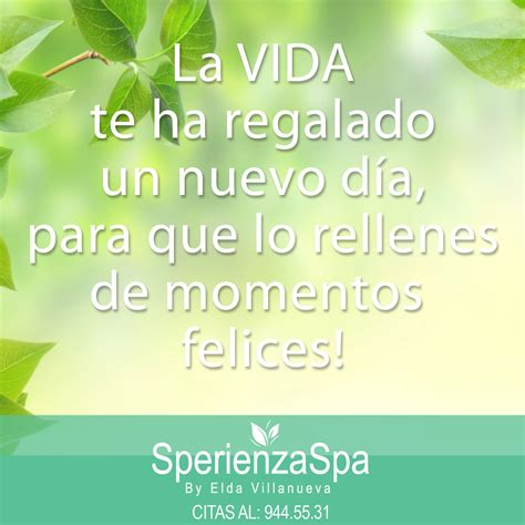 #LaFrase #SperienzaSpa | Frases, Momentos felices ...