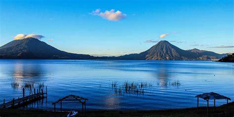 Lago de Atitlán es un destino sagrado