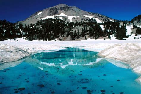Lago Helen  Parque Nacional volcánico de Lassen   72243