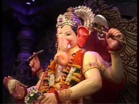 Lalbaugcha Raja Morning Aarti 01 sep 2011   YouTube
