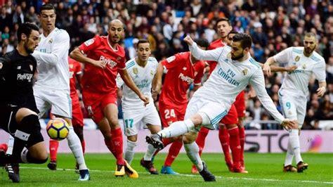 LaLiga 2018/19: Sevilla vs Real Madrid, Team News ...