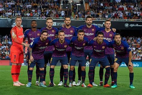 LaLiga 2019 2020: Ideal starting XI for Barcelona