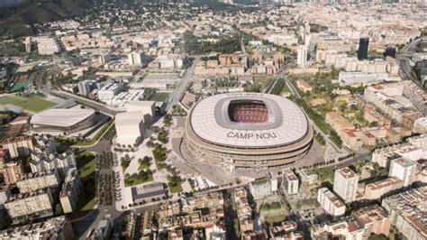 LaLiga: Barcelona city council give green light to Camp ...