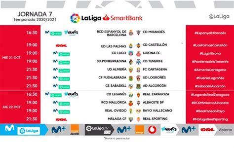 LaLiga cambia los partidos del martes de la jornada 7 en ...