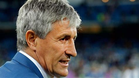 LaLiga: For Barcelona s new coach Quique Setién, all ...