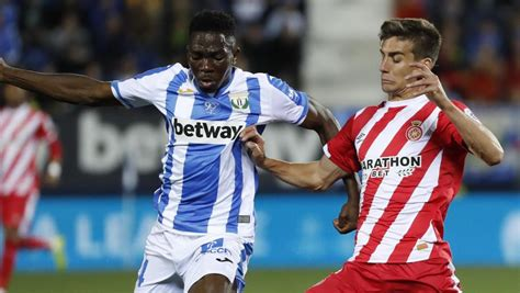 LaLiga: Girona y Leganés ganan cinco puestos en la ...