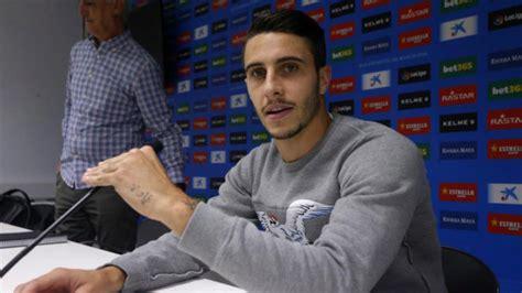 LaLiga: Mario Hermoso: Now people look at Espanyol   MARCA ...